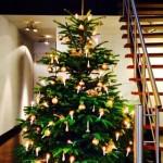 Kerstboom op Facebook